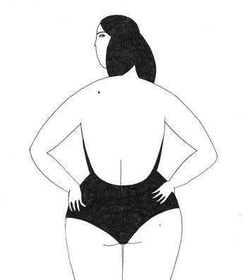 WomanIllustrationBySabrinaArnault