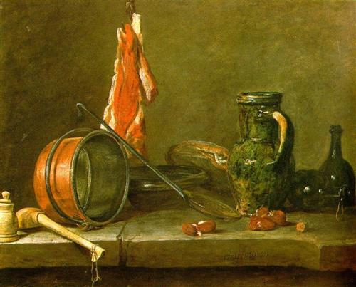 Chardin_A-lean-diet-with-cooking-utensils-1731.jpg!Blog