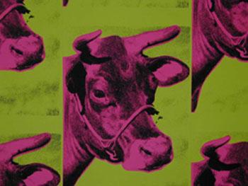 Warhol_cow