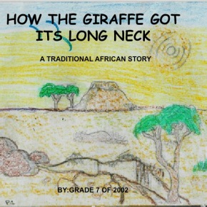 Out of Africa genetics: How the giraffe got its long neck (and other biological curiosities and exuberances)