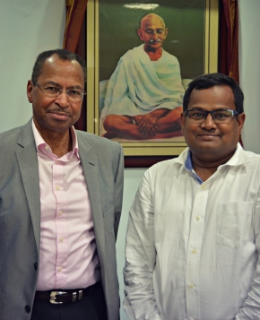 The Odisha Government and ILRI join forces to better resource livestock feeds in this eastern Indianstate