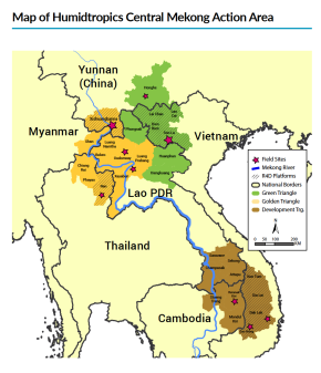 CGIAR integrated systems research for sustainable agricultural development in the Mekong—New book