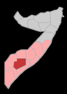 mapofbayregionofsomalia