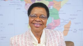 Graça Machel wins this year's World Prize for Integrated Development