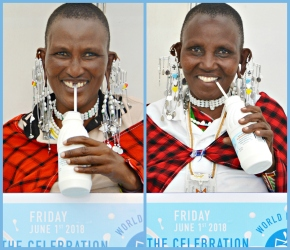 ILRI and its partners celebrate World Milk Day at Tanzania's first Livestock Expo and Milk Week