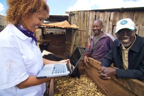 Kenyan agriculturist Su Kahumbu on the need for 'pro-smallholder' and 'pro-soil' policies