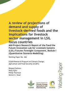 National livestock sector policies and planning under a changing global economy